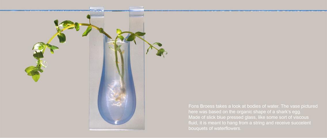 View on Color   vaas voor onderwaterplanten