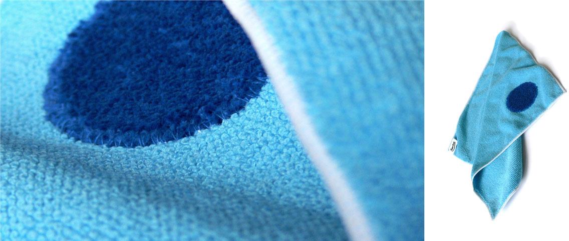 Sorbo   microvezel doek met clean spot