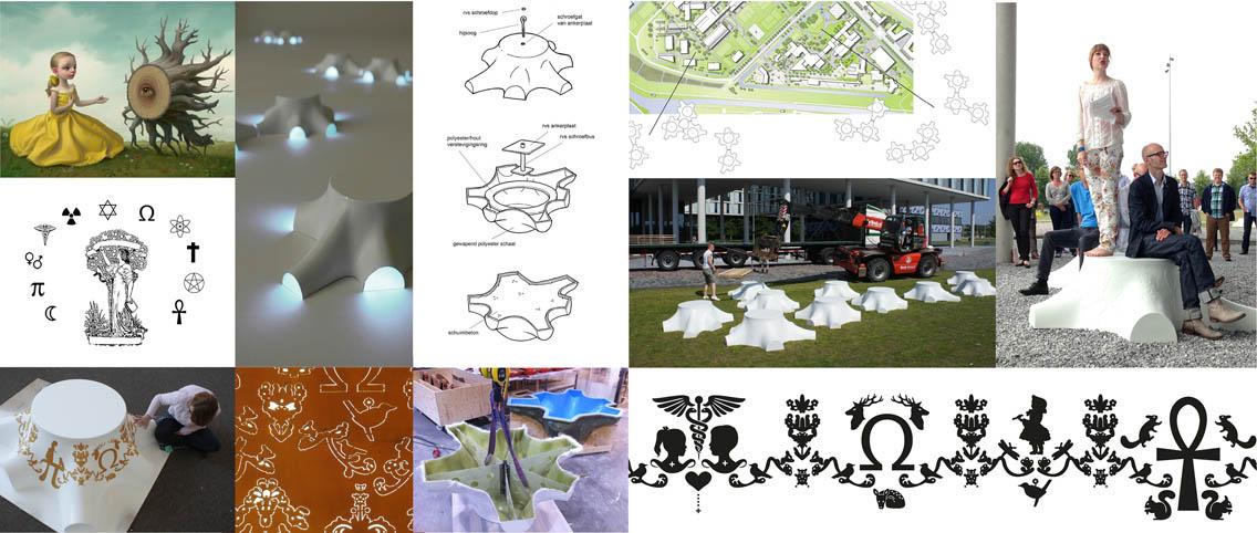 De Wortels van Science Park  ontwerpproces 2