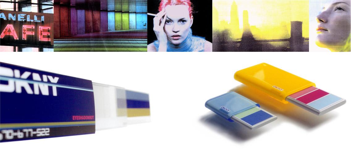 DKNY   make-up concepten