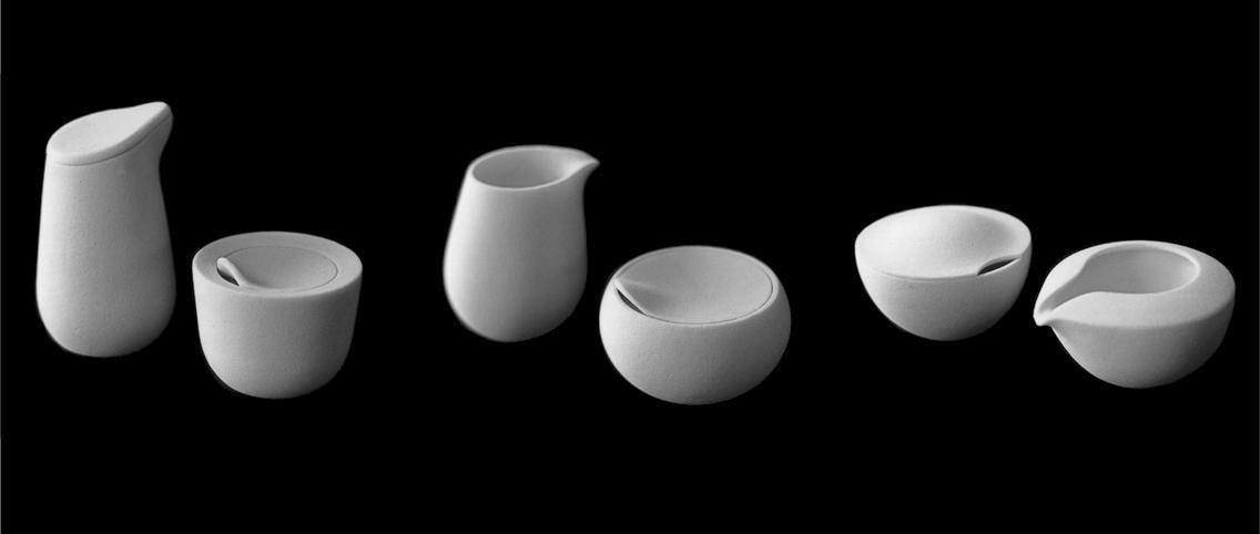 Rosenthal / Hutschen Reuther   ontwerpproces