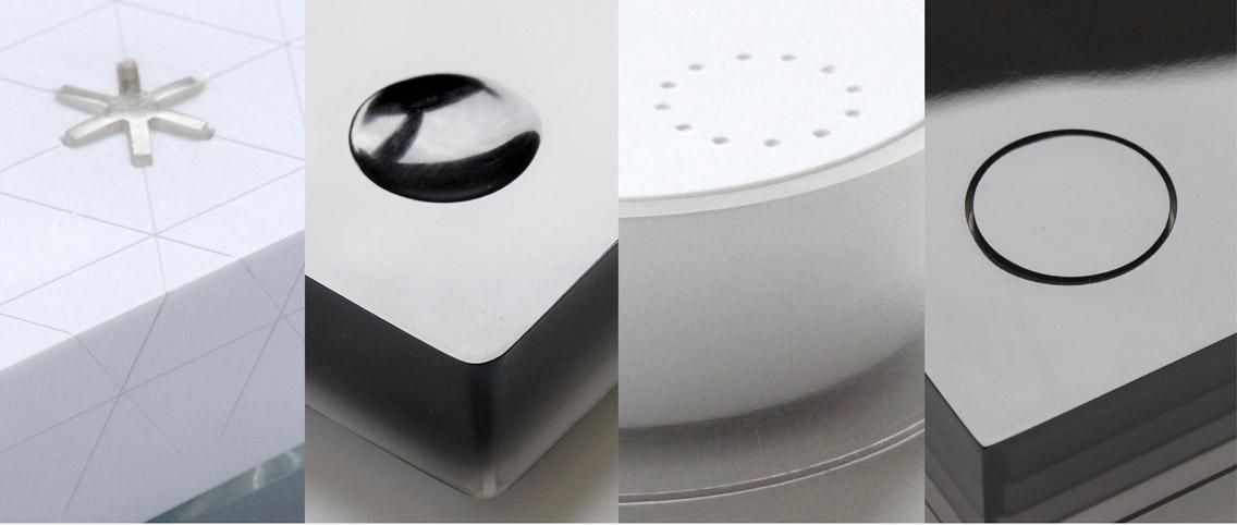 materiaal en interface-onderzoek